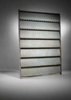 Jean Prouv Jean Prouv Sliding Panel or room divider Cameroon 1964 - 958545