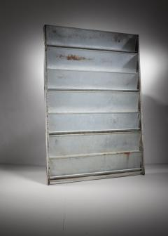 Jean Prouv Jean Prouv Sliding Panel or room divider Cameroon 1964 - 958546