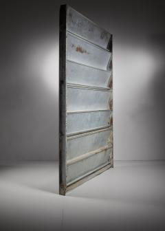 Jean Prouv Jean Prouv Sliding Panel or room divider Cameroon 1964 - 958547