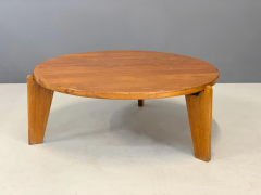 Jean Prouv Jean Prouv mIDcentury Coffee Table Serie africa 1950s - 1306937