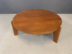 Jean Prouv Jean Prouv mIDcentury Coffee Table Serie africa 1950s - 1306938