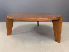 Jean Prouv Jean Prouv mIDcentury Coffee Table Serie africa 1950s - 1306941