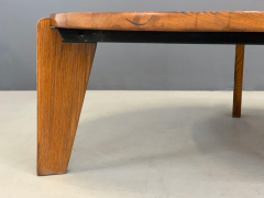 Jean Prouv Jean Prouv mIDcentury Coffee Table Serie africa 1950s - 1306943