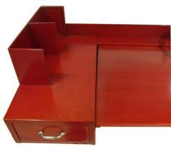 Jean Prouv Wall Mounted Modernist Desk by Jean Prouve and Jules Leleu Circa 1936 - 201351