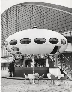 Jean Ribi re 1960 Futuro House La D fense Paris Jean Ribi re - 1642821