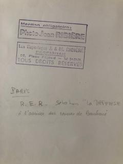 Jean Ribi re 1960 La D fense Jean Ribi re - 1643284
