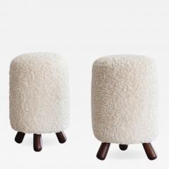 Jean Roy re JEAN ROYERE STYLE STOOLS - 1022376