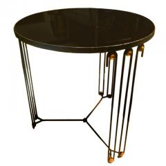 Jean Roy re Jean Roy re Genuine documented model Ondulation coffee table - 1309965