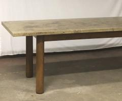 Jean Roy re Jean Roy re Genuine rarest documented long dinning table - 1258002