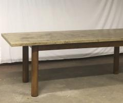 Jean Roy re Jean Roy re Genuine rarest documented long dinning table - 1258003
