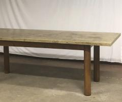 Jean Roy re Jean Roy re Genuine rarest documented long dinning table - 1258004
