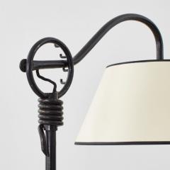 Jean Roy re Jean Roy re attr floor lamp France c 1940 - 1208570