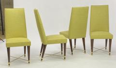 Jean Roy re Jean Royere genuine documented set of 8 dinning chairs - 1640141