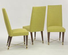 Jean Roy re Jean Royere genuine documented set of 8 dinning chairs - 1640186