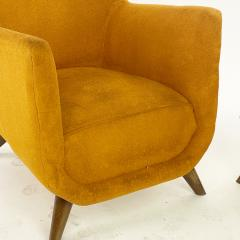 Jean Roy re Jean Royere pair of Petit Elephanteau chairs in genuine vintage condition - 1754510