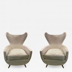 Jean Roy re MODERNIST CHAIRS IN THE MANNER OF JEAN ROYERE - 1442349