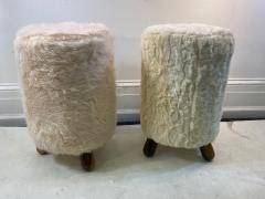 Jean Roy re MODERNIST STOOLS IN THE MANNER OF JEAN ROYERE - 1619550