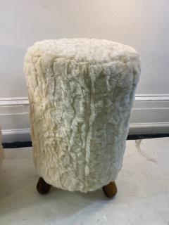 Jean Roy re MODERNIST STOOLS IN THE MANNER OF JEAN ROYERE - 1619553