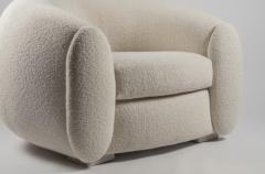 Jean Roy re Polar Bear armchair tribute By Studio Glustin - 1017234