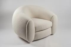 Jean Roy re Polar Bear armchair tribute By Studio Glustin - 1017235