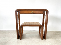 Jean Roy re ROYERE STYLE CONSOLE VANITY W STOOL - 2001580