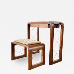 Jean Roy re ROYERE STYLE CONSOLE VANITY W STOOL - 2003484