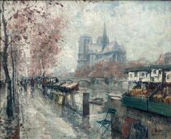 Jean Salabet Notre Dame - 1172835