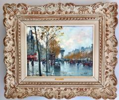 Jean Salabet View of Arc de Triomphe  - 1128878