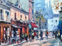 Jean Salabet View of Sacre Coeur  - 1128856