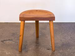 Jean Touret Jean Touret Oak Stool for Marolles - 627524