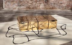 Jean Yves Lanvin Jean Yves Lanvin Block Coffee Table - 2130089