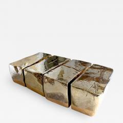 Jean Yves Lanvin Jean Yves Lanvin Block Coffee Table - 2131711