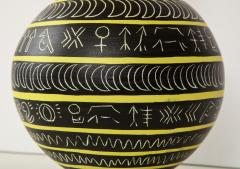 Jean de Lespinasse Set of three ceramic vases - 1148117