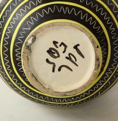 Jean de Lespinasse Set of three ceramic vases - 1148118