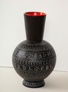 Jean de Lespinasse Set of three ceramic vases - 1148119