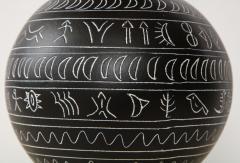 Jean de Lespinasse Set of three ceramic vases - 1148120