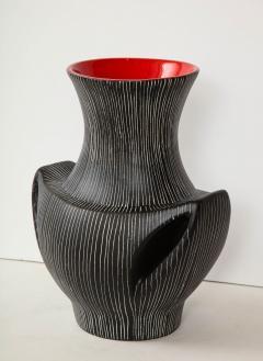 Jean de Lespinasse Set of three ceramic vases - 1148123