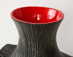 Jean de Lespinasse Set of three ceramic vases - 1148125