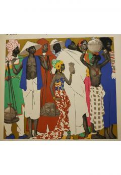 Jean de la Meziere International Colonial Exhibition of Paris by Jean de la Meziere - 906079