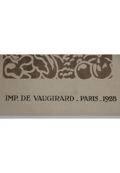 Jean de la Meziere International Colonial Exhibition of Paris by Jean de la Meziere - 906080