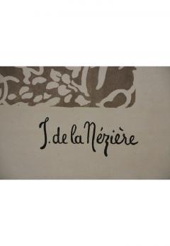 Jean de la Meziere International Colonial Exhibition of Paris by Jean de la Meziere - 906081