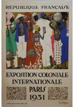 Jean de la Meziere International Colonial Exhibition of Paris by Jean de la Meziere - 906082