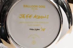 Jeffrey Koons Jeff Koons Balloon Dog Yellow 2015 Signed and Numbered - 140117