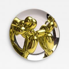 Jeffrey Koons Jeff Koons Balloon Dog Yellow 2015 Signed and Numbered - 140737