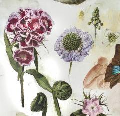 Jeffrey Ripple Shells Butterflies and Flowers - 692545