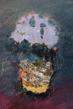 Jennifer Hornyak Antique Pot with Lilac - 1059716