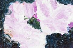 Jennifer Hornyak White with Pink and Indigo - 1216143