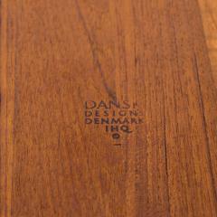 Jens Quistgaard DANSK Meat Carving Board Tray Serving Platter Staved Solid Teak Jens Quistgaard - 1847866