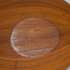 Jens Quistgaard DANSK Shapely Staved Teak CANOE Bowl Large Jens Quistgaard Denmark 1950s - 1847830