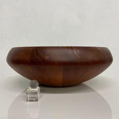 Jens Quistgaard DANSK Staved Teak Wood Centerpiece Bowl DENMARK Jens Quistgaard 1970s - 1983912